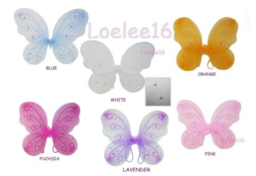 "16/""X13/"" FAIRY Wings Butterfly Dress Up Costume"
