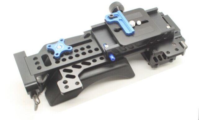 Tilta III 2 in 1 Quickrelease Baseplate BS-T03 shoulder pad for DSLR rig 5D3 5D2