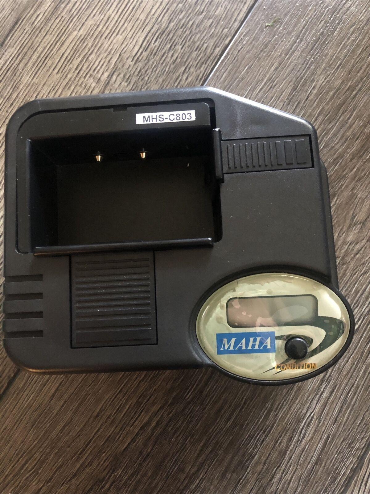 Maha MHS-C888 Universal Drop In Rapid Charger/Conditioner 2 Way Radio Batteries