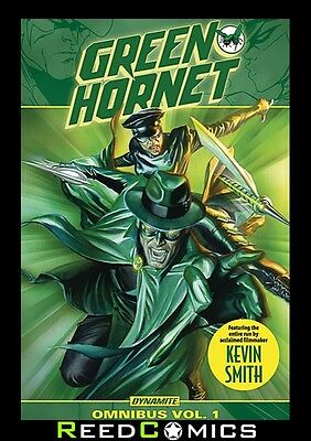 Green Hornet Vol 1 /& 2 Hardcovers by Kevin Smith