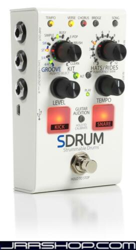 Digitech SDRUM Pedal Open Box JRR Shop