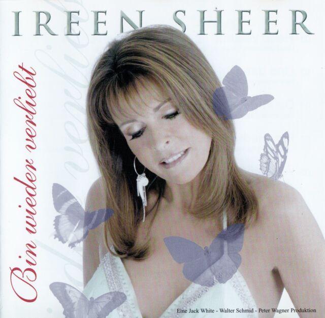 IREEN SHEER : BIN WIEDER VERLIEBT / CD - TOP-ZUSTAND