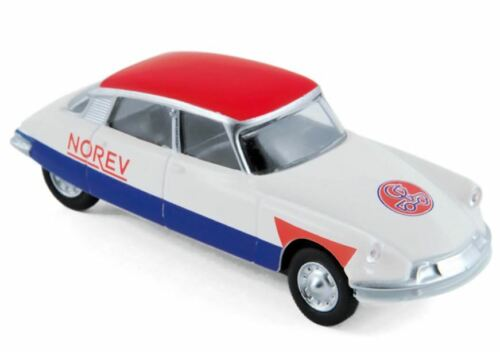 """Blue White Red/"""" Norev 310603 Citroën DS 19 1958 /""""Cycliste"""