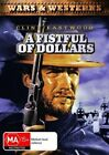 a Fistful of Dollars 1964 DVD Top 250 Movie Clint Eastwood Western R4