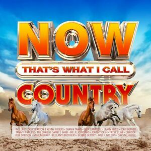 NOW That's What I Call Country - Kenny Rogers [CD] Sent Sameday*