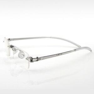 Unisex-Rimless-Resin-Memory-Reading-Eyeglasses-Reader-1-00-4-00-Fashion-Set