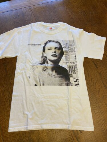 Taylor Swift Reputation Shirt Sz S