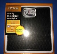Taylor Body Analog Weight Scale