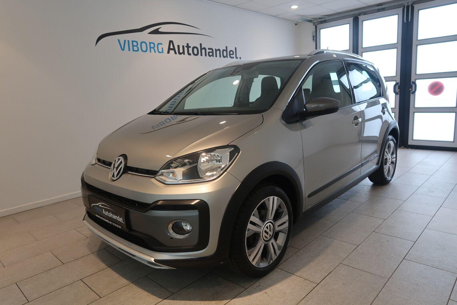 VW Up! Cross 1,0 MPi 75 5d