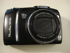 Very Nice Canon Powershot SX110 9MP Digital Camera