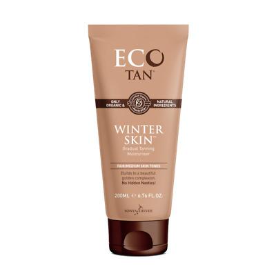 New ECO TAN Organic Winter Skin Vegan Best Natural 200ml AUTHORISED STOCKIST