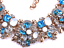Ladies-Fashion-Crystal-Pendant-Choker-Chain-Statement-Chain-Bib-Necklace-Jewelry thumbnail 101