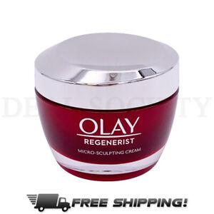 OLAY-REGENERIST-Anti-Aging-Cream-Moisturizer-Micro-Sculpting-1-7-oz-Each-NO-BOX