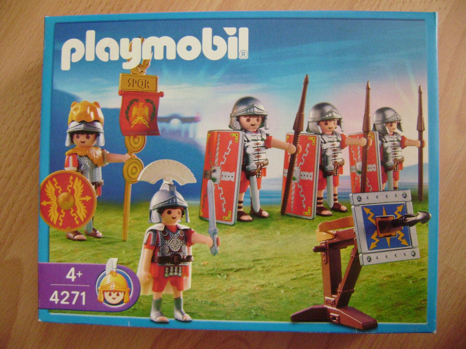 Playmobil 4271 Römer Zenturio und Legionäre , NEU