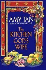 Kitchen God's Wife-ExLibrary