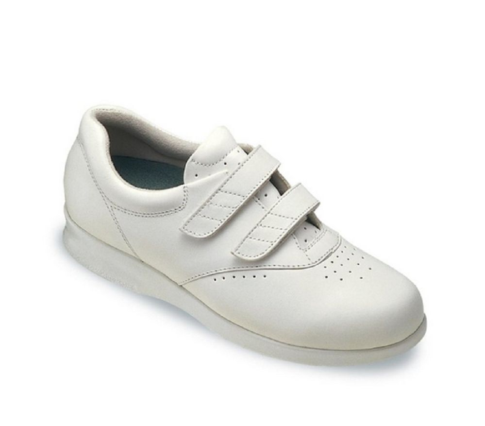 Drew Chaussures femmes Paradise II Slip-on, Bone Calf,