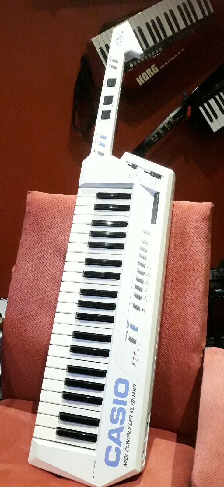 Casio AZ-1 keytar very well maintained and fully working condition
