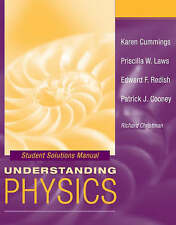 Understanding Physics, Student Solutions Manual