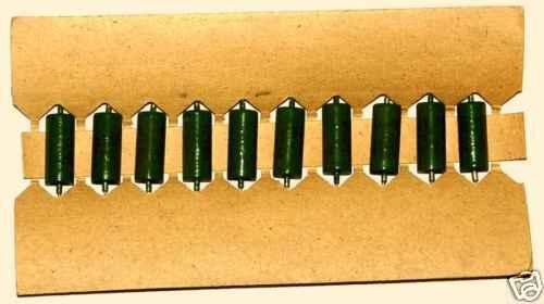 0,15uF 160V PIO Capacitors NOS  K42Y-2    LOT of 40