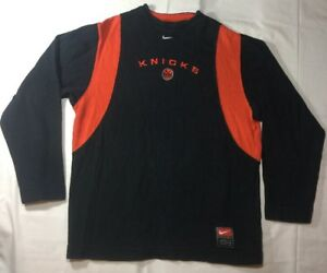 New-York-Knicks-Adult-Medium-Long-Sleeve-Shirt-Sweater-by-Nike-Team