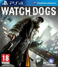 WATCH DOGS SONY PLAYSTATION 4 (PS4) - MOLTO BUONO - 1 ° Classe Consegna