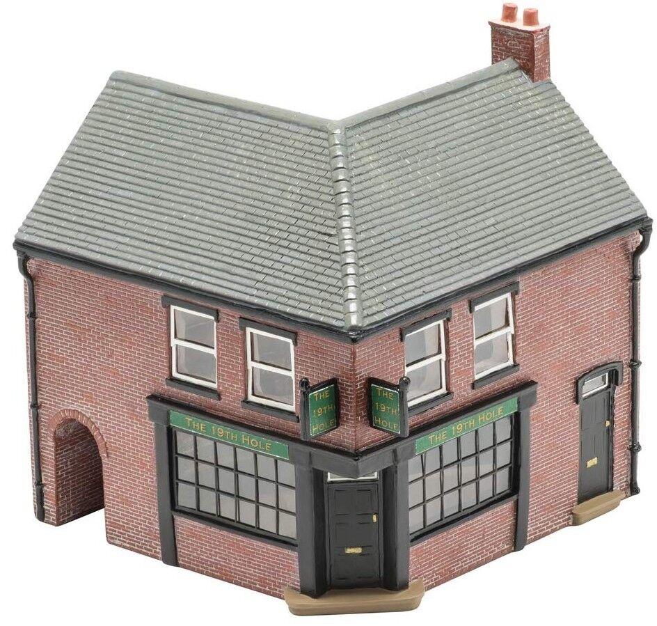 Hornby R9833 - Skaledale Angolo Pub 113mm x 115mm x Calibro 00 - T48 Postale