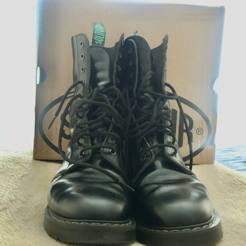 Solovair Boots for Sale