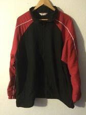 Game Gear She'll Style Jacket Size XL Lightweight Red & Black <R6896