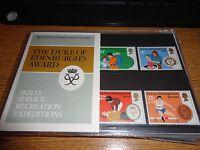 Royal Mail Mint Stamps Presentation Sets Packs 1977 1979 1980 1981