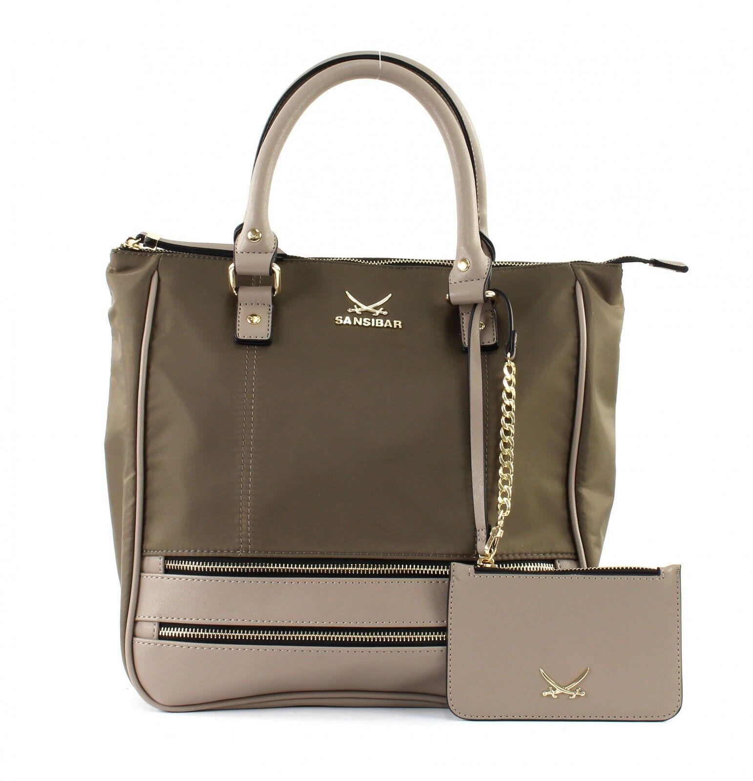 Sansibar Shopper Bag Handtasche Handtasche Handtasche Umhängetasche Schultertasche Tasche Sand Neu   Queensland    Bestellungen Sind Willkommen    Zu einem erschwinglichen Preis  d3452a