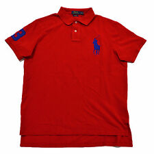 item 4 Polo Ralph Lauren Big Pony Mens Custom Fit Mesh Polo Shirt S M L Xl  Xxl New Nwt -Polo Ralph Lauren Big Pony Mens Custom Fit Mesh Polo Shirt S M  L Xl ...
