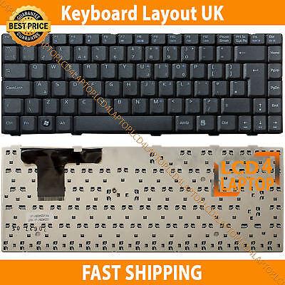 New Asus V1 V1J V1JP V1S V1SN V1S-1A V020462BK1 Laptop keyboard UK Layout  -Black | eBay