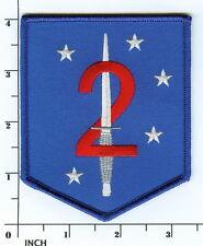 USMC 2nd Marine Special Operations Battalion big! PATCH 2d MSOB Marines Spec Ops