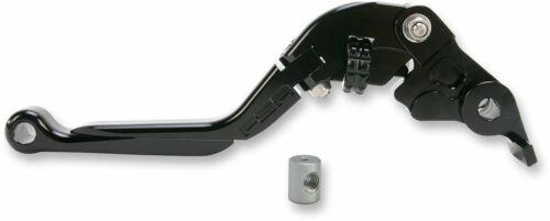 00-01651-22 Powerstands Racing PSR GP Folding Adjustable Brake Lever Black