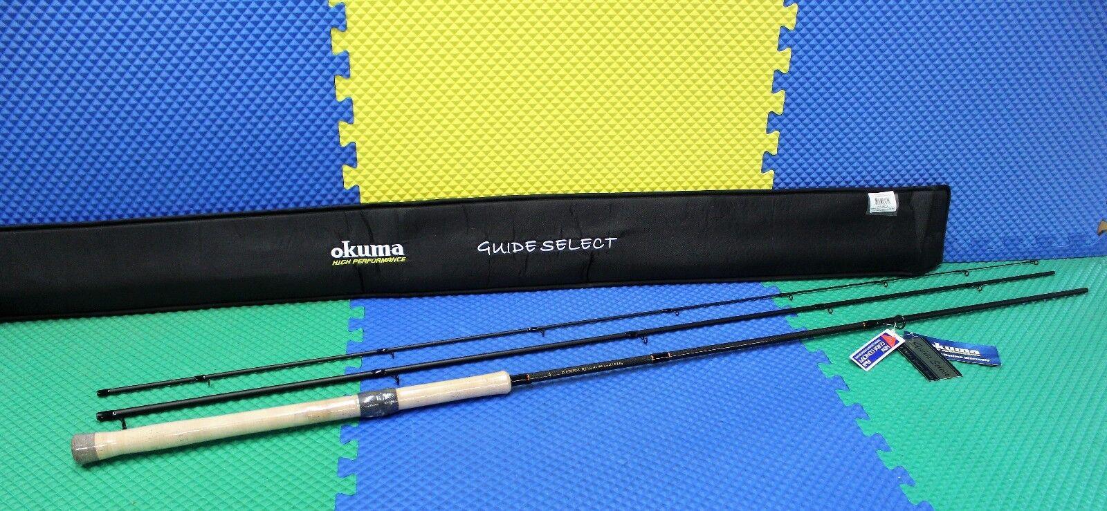Okuma Guide Select Float Rod 13' 6   Medium Taper IM-8 Graphite 3PC GS-S-1363FR-2  online fashion shopping