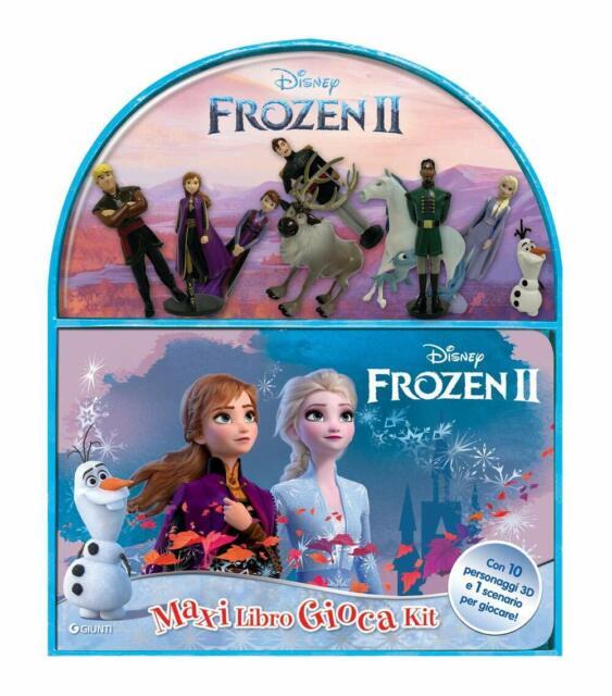 Frozen 2. Maxi libro gioca kit. Con gadget