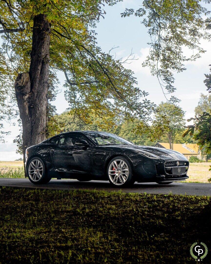 Jaguar F-Type 5,0 S/C R Coupé aut. AWD 2d - 3.989 kr.