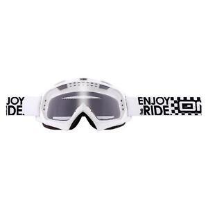ONeal B Flex Klar MX Goggle Moto Cross Brille Motorrad Downhill Mountainbike DH