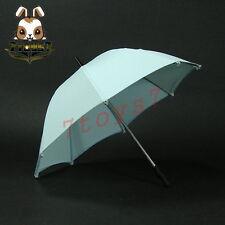 Wild Toys 1/6 Umbrella S3_ Light Blue _Fashion Finger-Grip Foldable Work WT024L
