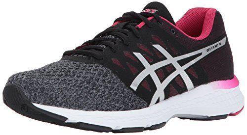 ASICS donna Gel-Exalt 4 Running-scarpe- Pick SZ Coloree.