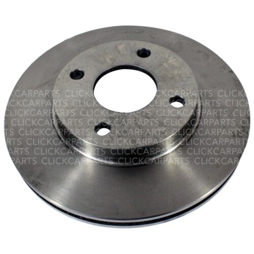 Ford Fiesta Apec Front Brake Discs And Pads 02-08