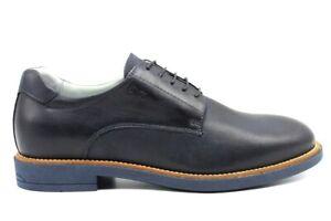 Scarpe-da-uomo-Nero-Giardini-P900891U-classici-pelle-elegante-blu-stringate