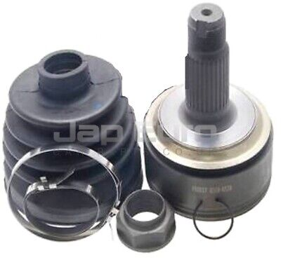 2005-2006 Honda Foreman 500 4x4 ATV Pair of Front Axle Outer CV Joint Kits
