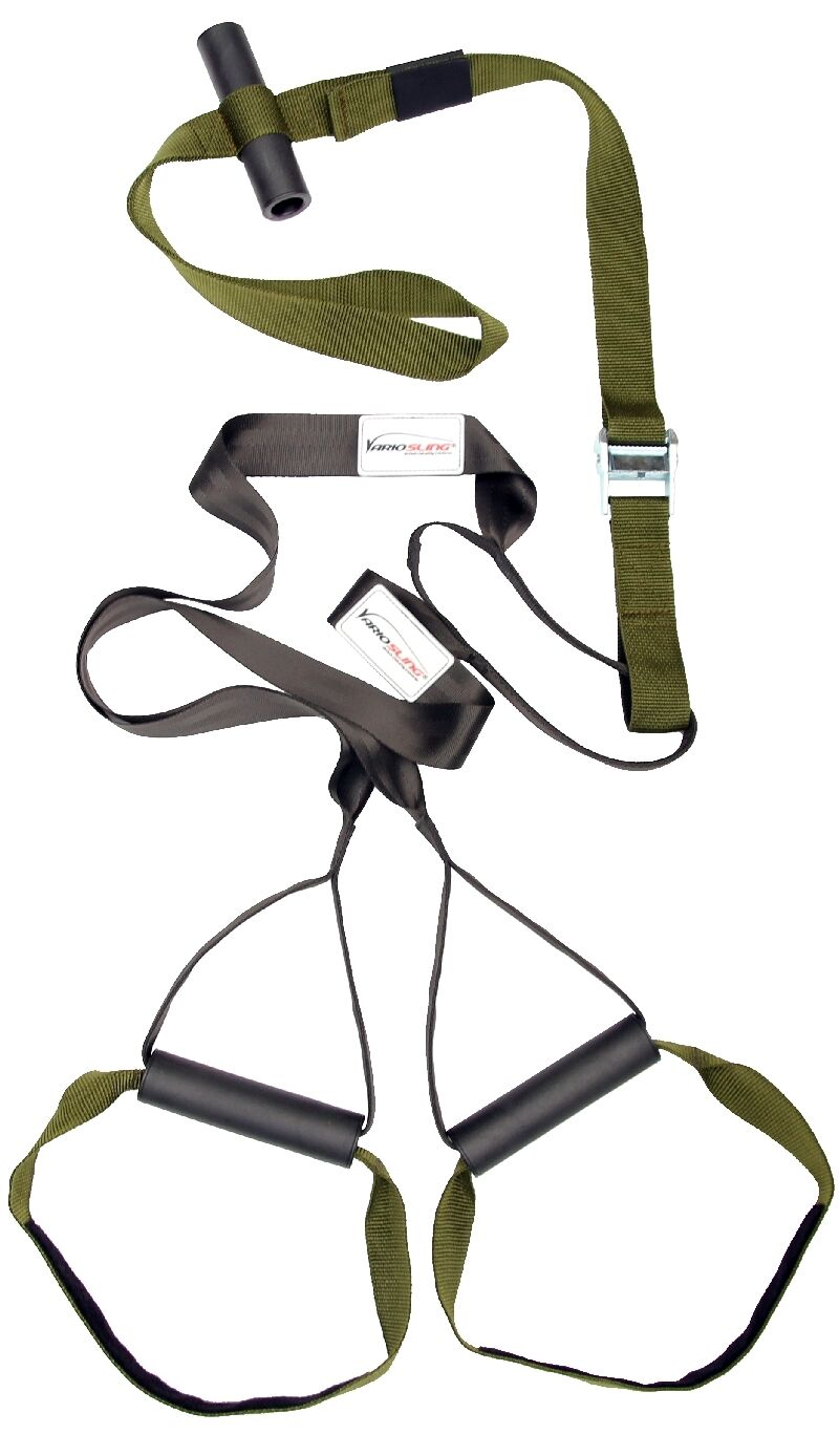 Variosling® Sling Trainer, Schlingentrainer  Suspension Trainer MILITARY Edition