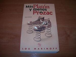 MAS-PLAToN-Y-MENOS-PROZAC-LOU-MARINOFF-EDICIONES-B-2000