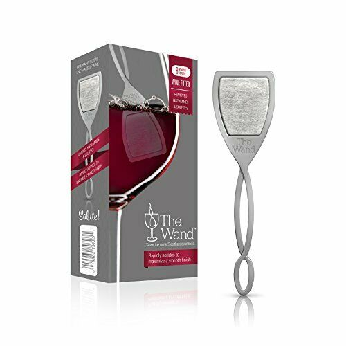 TheWand Wine Filter Histamine /& Sulfite Removal