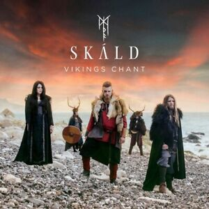 SKALD-VIKINGS-CHANT-CD-NEU