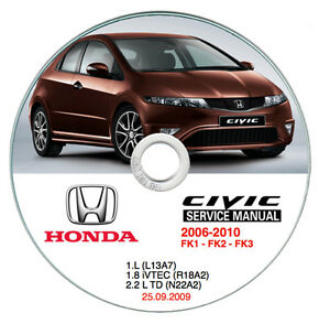 Honda-Civic-2006-2010-manuale-officina-workshop-manual