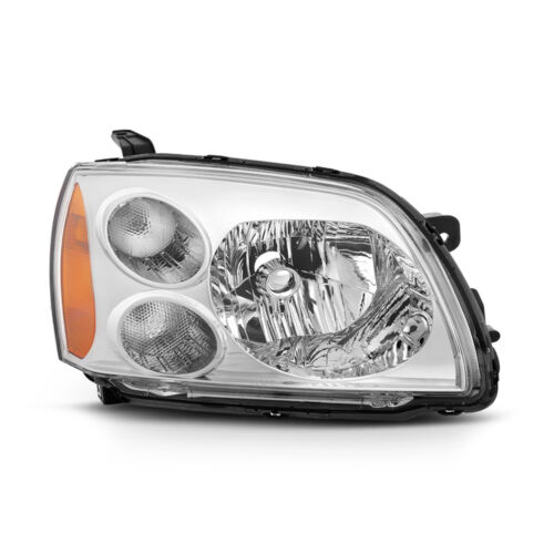 Right Hand Headlight Lamp For 2004-2012 Mitsubishi Galant SE RS Passenger Side