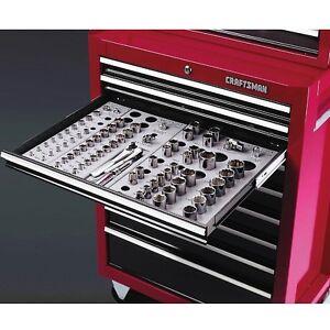 Wrench-Socket-Organizer-Set-Craftsman-Bottom-Chest-Standar-Metric